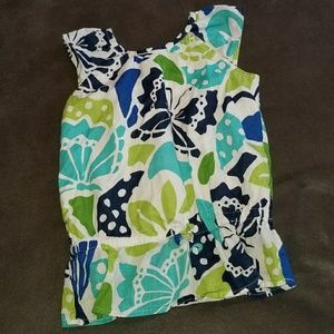 Gymboree Cap Sleeve Top | NEW | Girls Size 9